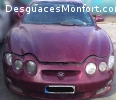 Despiece completo Hyundai coupe 2001